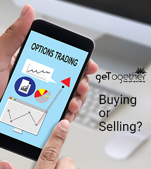 OPTIONS BUYING VS OPTIONS SELLING